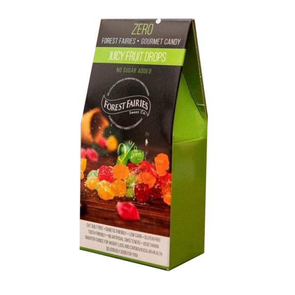 Sugar Free Juicy Fruit Drops (80g)