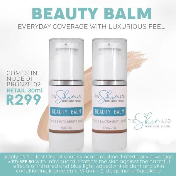 Beauty Balm Nude [30ml]