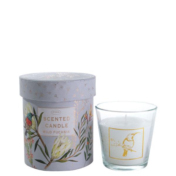 Garden of Eden - Candle (Wild Fuchsia)
