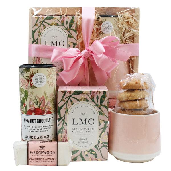 Ladies Pink High Tea