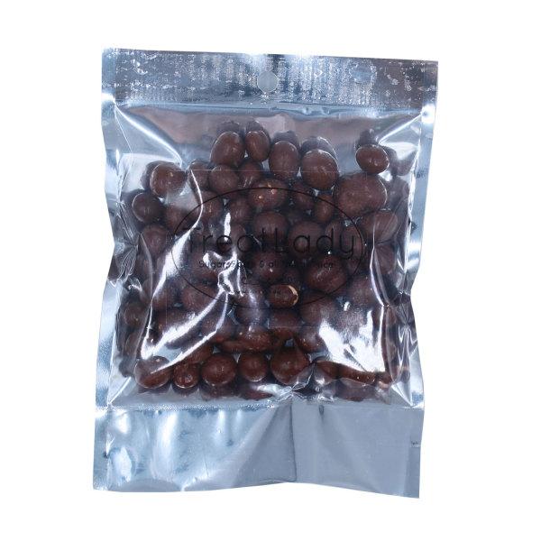 Chocolate Coated Peanuts (100g)