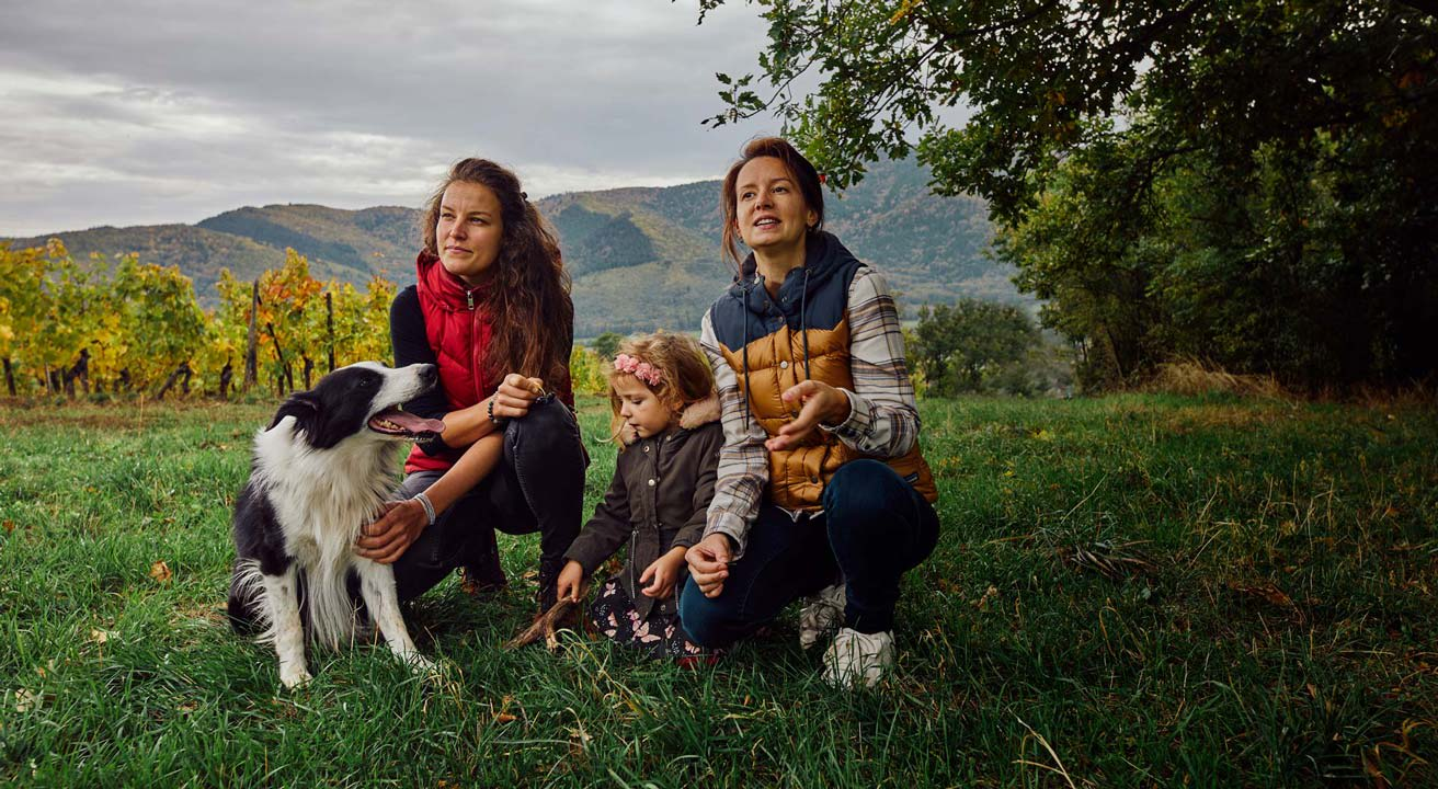 family wine producers