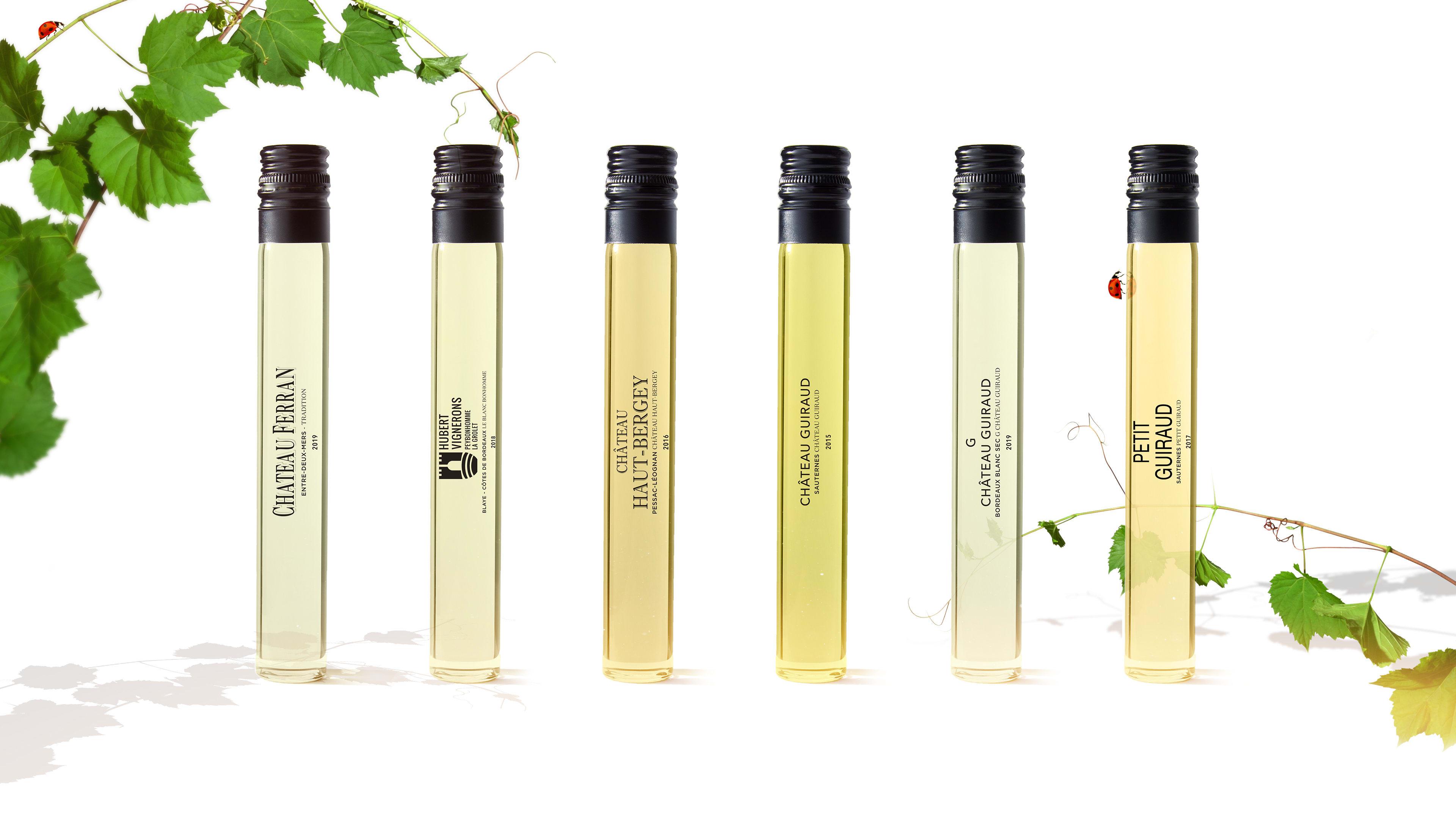 The Many Shades of White Wine