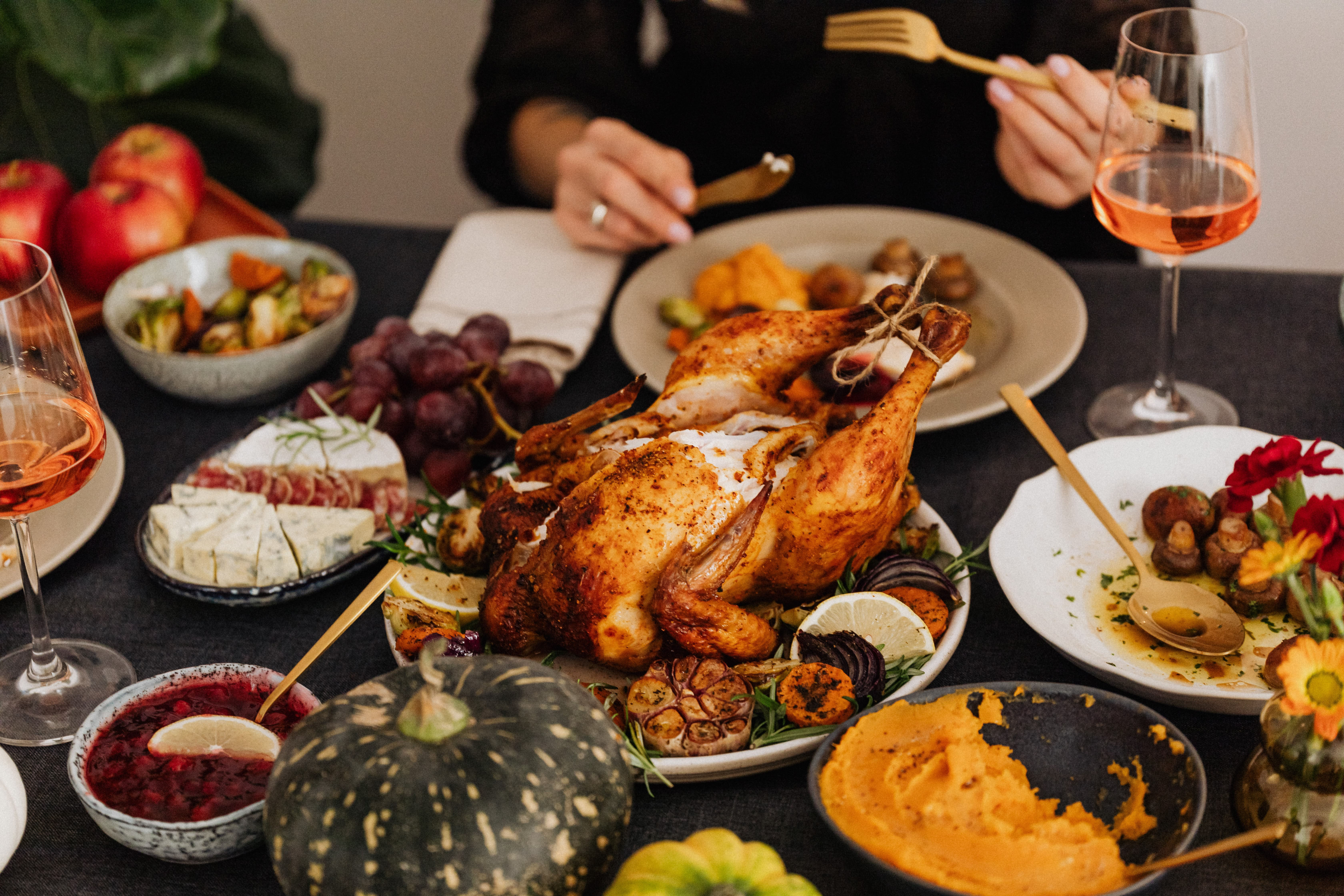Our Favorite Food and Wine Pairings for Fall