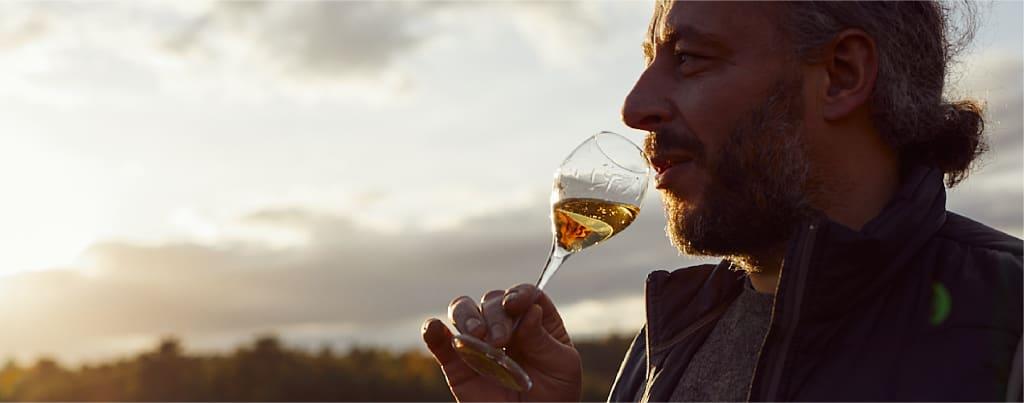 Jean-Sébastien Fleury of Champagne Fleury