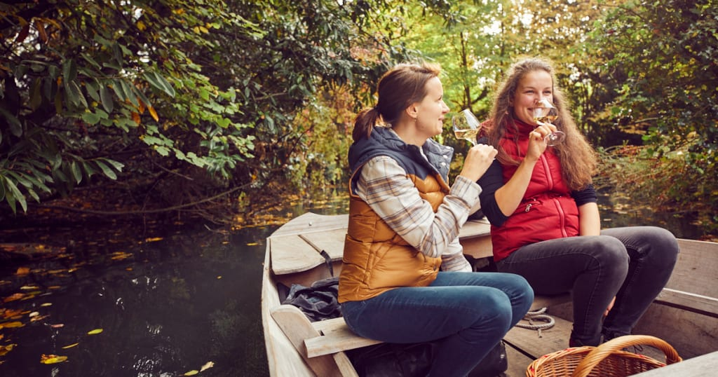 tips for drinking outdoors