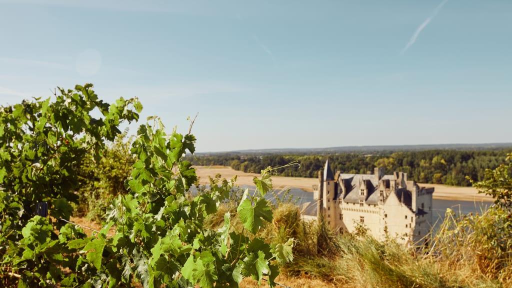 Château de Chambord in the Loire Valley