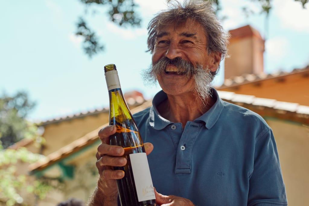 Loire Valley winemaker and Muscadet evangelistJo Landron.
