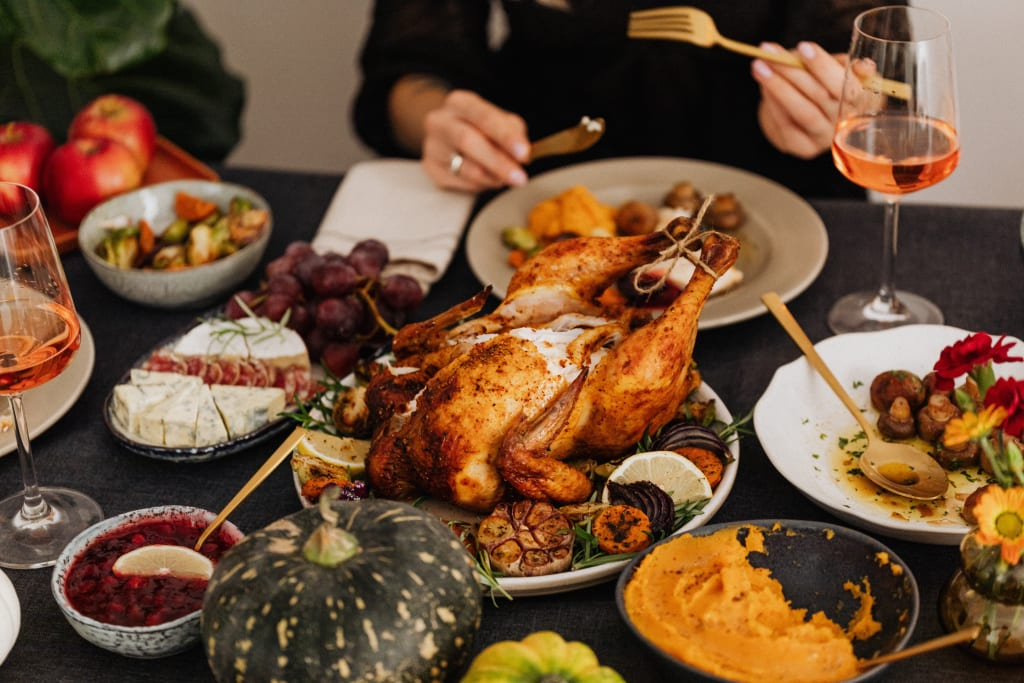Food and wine pairings for fall