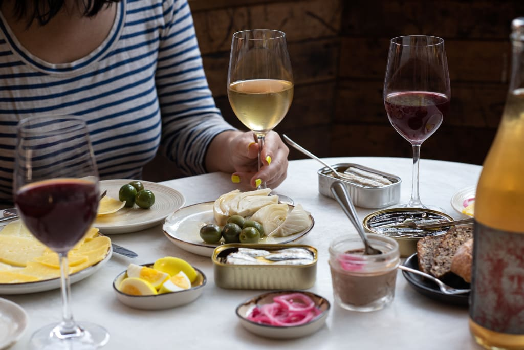 Rhodora serves biodynamic wine in Brooklyn.