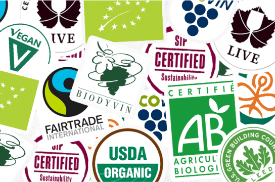 A Guide to Major Ecolabels in the Wine World