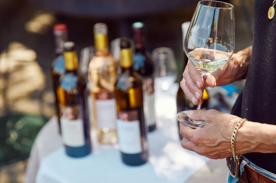 Does your wine have sulfites in it?
