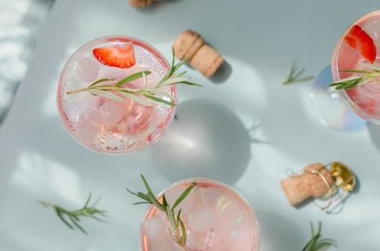 Our Favorite Wine Cocktails for Summer