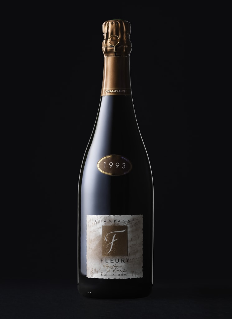 Champagne Fleury Symphonie d'Europe Extra Brut 1993