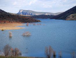 Bardas Göleti - Bardas, Güneysınır, Konya