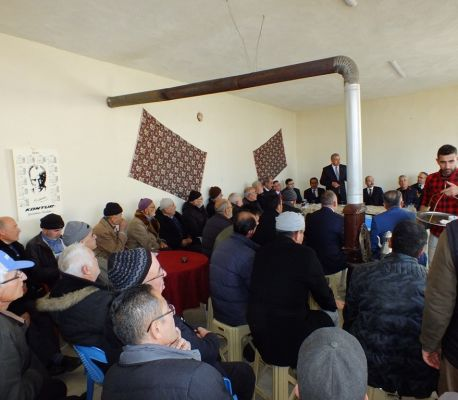 Halk Buluşma Toplantısı