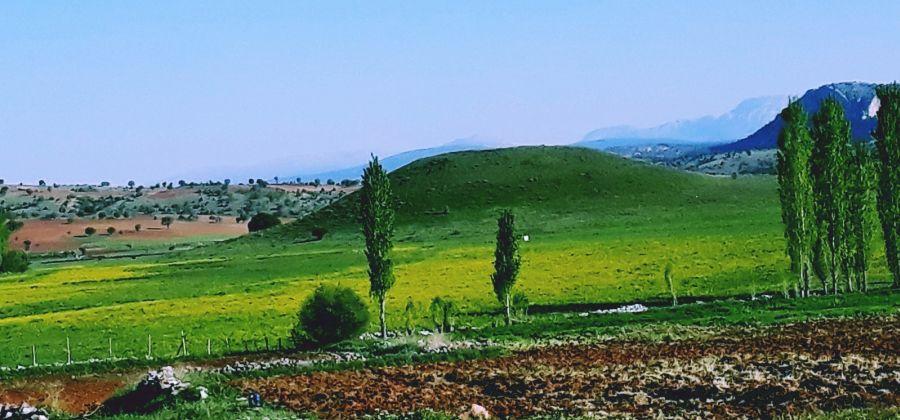 Durayda Höyüğü - Durayda, Güneysınır, Konya