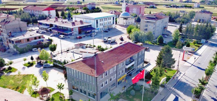 Güneysınır Belediyesi Yeni Ek Hizmet Binası faaliyete geçti.