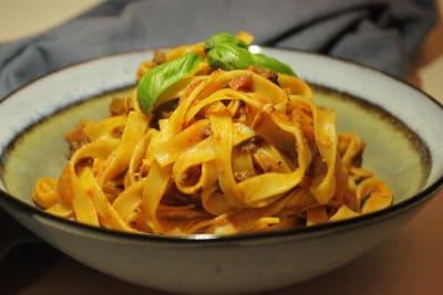 Afbeelding van Pasta bolognese
