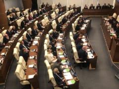 Краевой парламент нового созыва определился с президиумом, комитетами и комиссиями