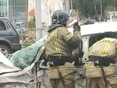 В Перми скончался водитель легковушки, столкнувшейся со скорой