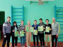 В Коми-Пермяцком агротехникуме выявили сильнейших теннисистов