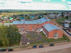 В начале следующего года в селе Юрла  планируется достроить вторую очередь  районной больницы