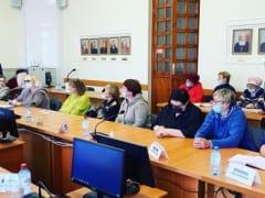 В администрации Кунгурского округа прошла встреча жителей с представителями власти