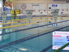 17 спортсменов Губахи принимают участие в Первенстве Пермского края по плаванию