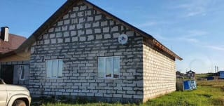 Дом 85 м² на участке 7,5 сот.
