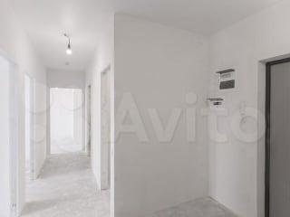 4-к. квартира, 75,7м², 2/22эт.