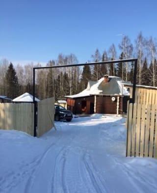 Дом 120 м² на участке 100 сот.