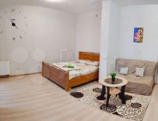 1-к квартира, 42 м², 23/23 эт.