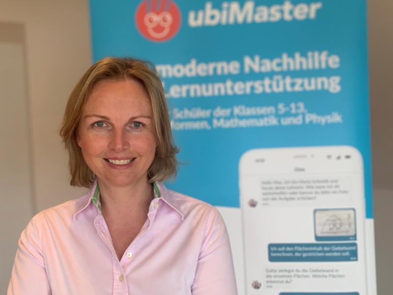 Jana Krotsch, Gründerin von ubiMaster