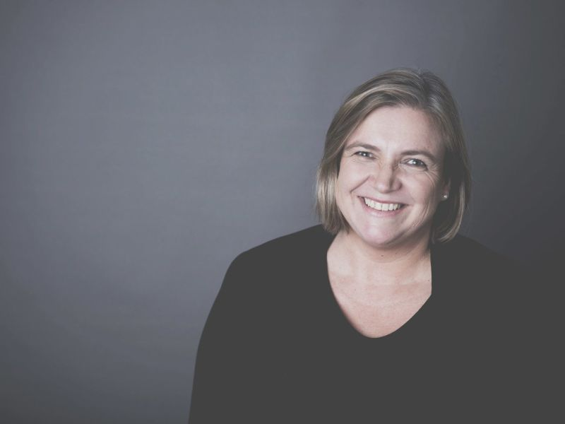 Kerstin Heuer Gründerin von Futurepreneur