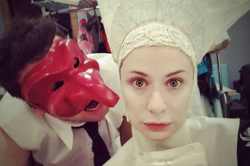 Актриса «Глухаря» Халилуллина задержана за кражу – СМИ