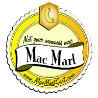 Mac Mart delivery options