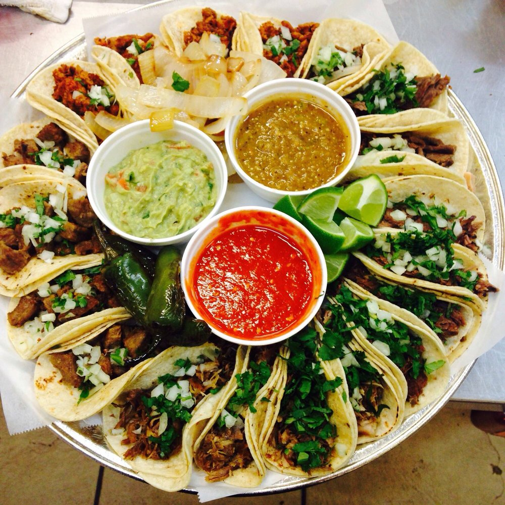 Los Angeles Mexican Food Delivery