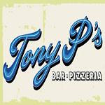 Tony P's Bar & Pizzeria - 17th Logo