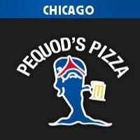 Pequod's Pizza Logo