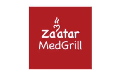 Zaatar Med Grill Logo