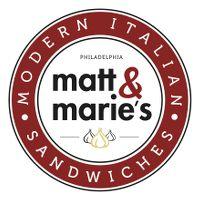 Matt & Marie's Logo