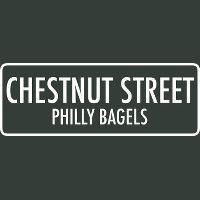 Chestnut Street Philly Bagels Logo
