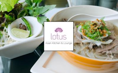 Lotus Asian Kitchen & Lounge Logo