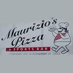 Maurizio's Pizza Logo