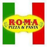 Roma Pizza and Pasta Logo