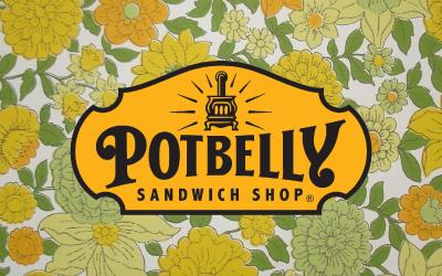 Potbelly - On the Drag Logo