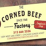 The Corned Beef Factory Logo