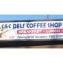 C & C Deli Coffee Shop Logo