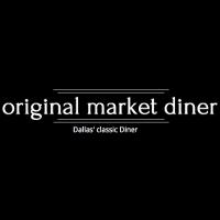 Original Market Diner Logo